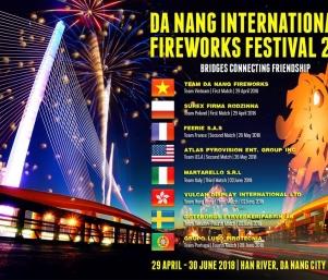 Lễ hội pháo hoa Quốc tế Đà Nẵng 2018 (DIFF 2018)